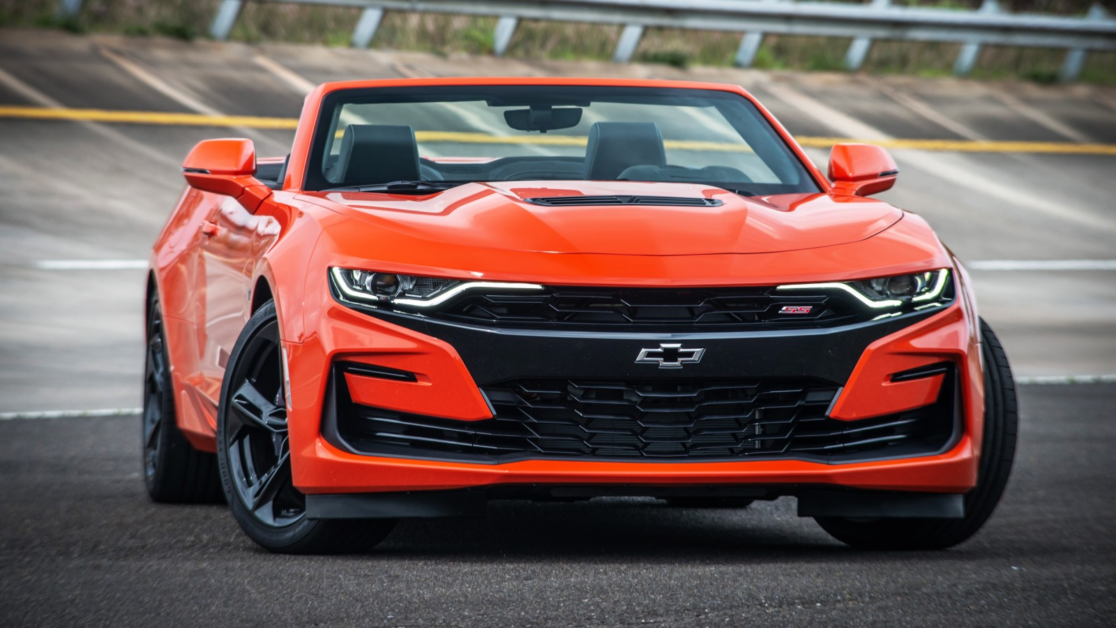 Chevrolet Camaro SS Convertible 2019 4K Wallpaper | HD Car ...