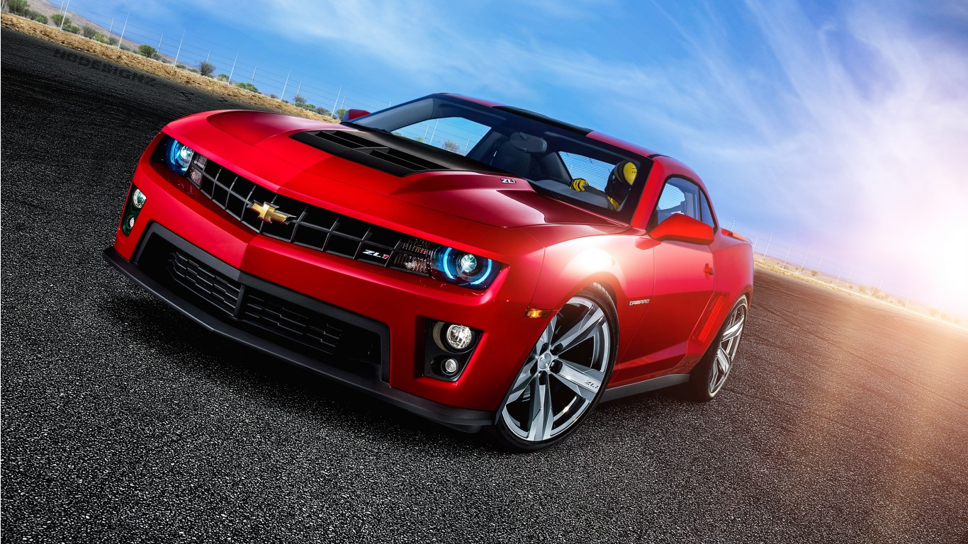 Chevrolet Camaro Zl1 Gran Turismo 6 Wallpaper Hd Car