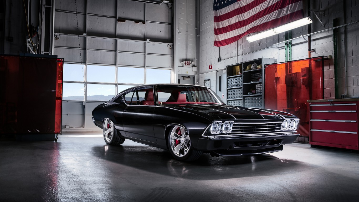 Chevrolet Chevelle Classic Wallpaper HD Car Wallpapers