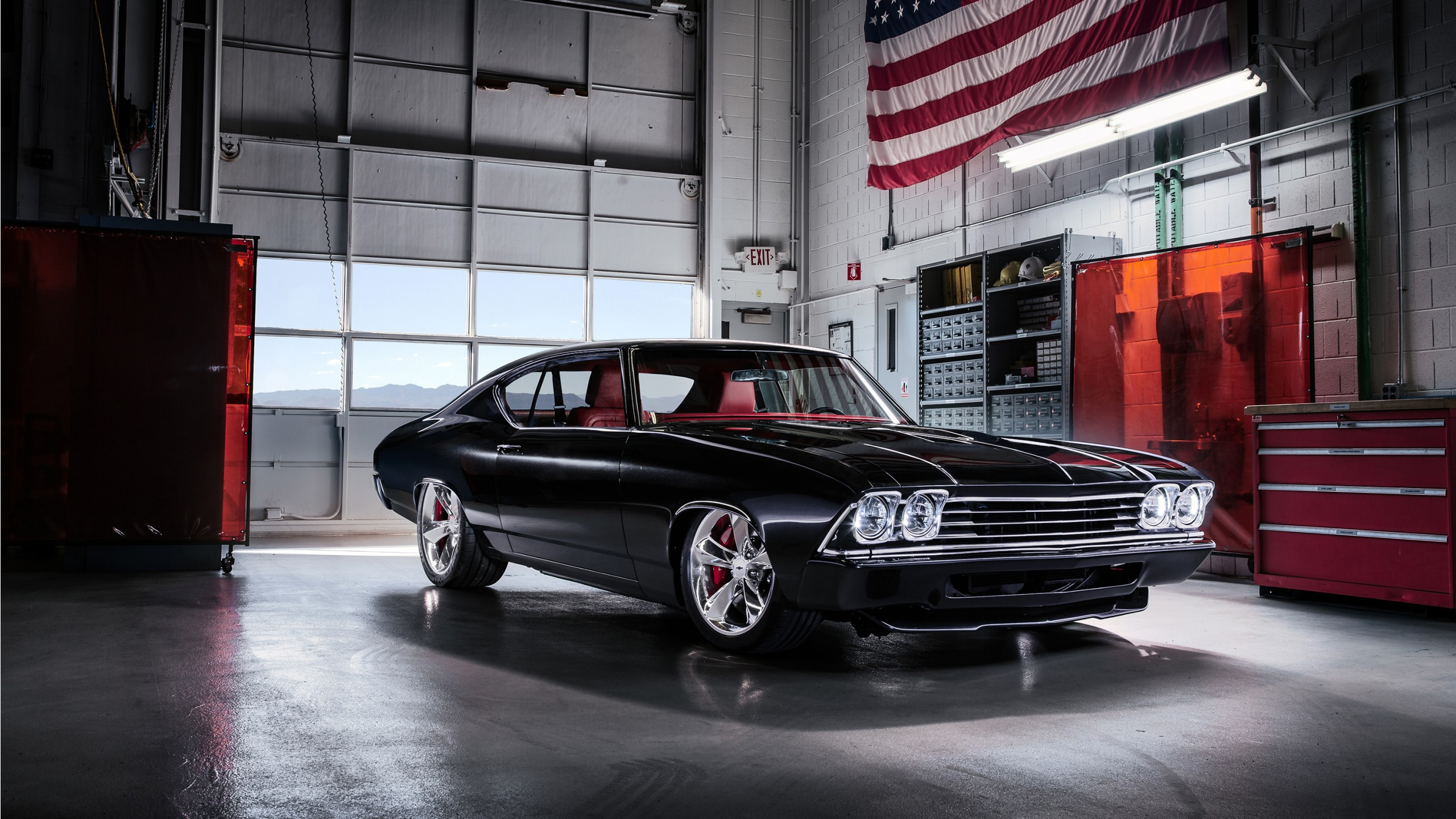 Chevrolet Chevelle Classic Wallpaper Hd Car Wallpapers Id 7168
