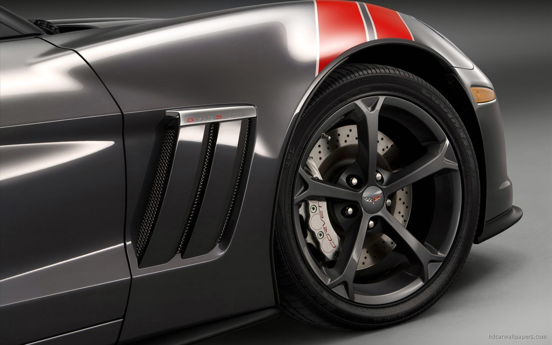 Corvette Grand Sport Iphone Wallpaper: Chevrolet Corvette Grand Sport Heritage 2 Wallpaper
