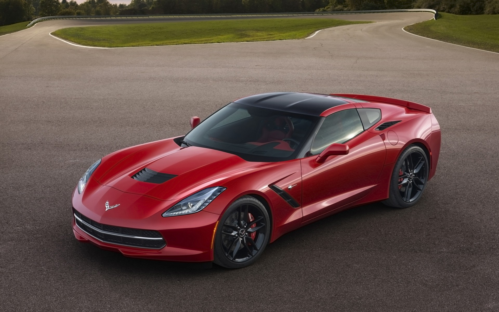 2014 Chevrolet Corvette Stingray Wallpaper HD Car Wallpapers