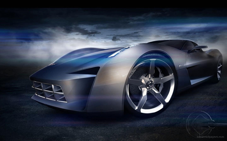 Chevrolet corvette stingray concept 2 wallpaper hd car - Future cars hd wallpapers ...