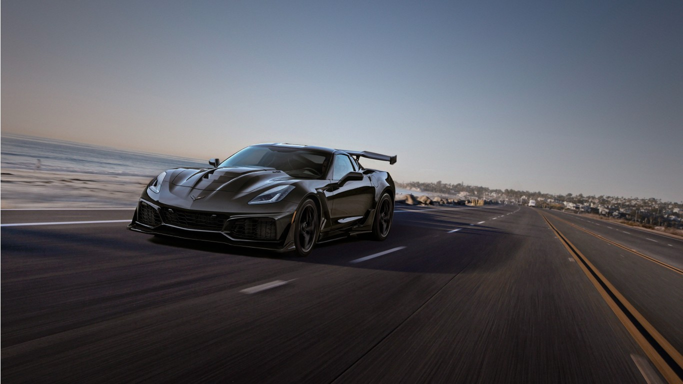 Chevrolet Corvette Zr1 2019 Wallpaper Hd Car Wallpapers