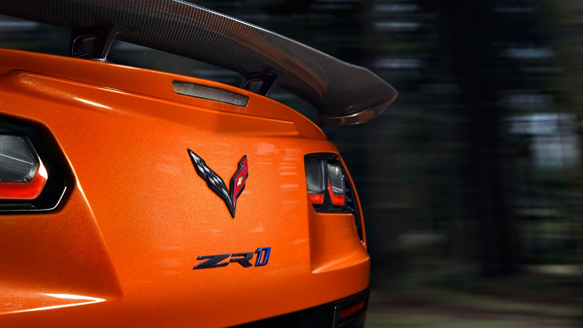 Chevrolet Corvette ZR1 4K 2019 Wallpaper | HD Car ...