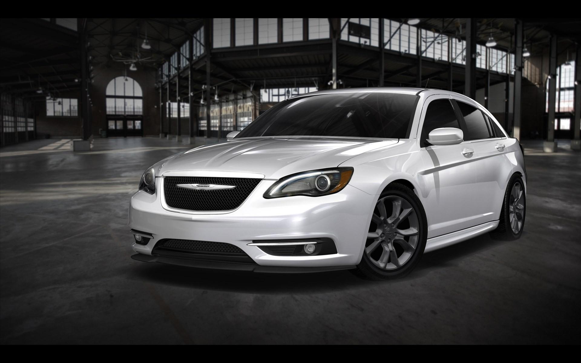 Chrysler Super S 2012 Wallpaper | HD Car Wallpapers | ID #2404