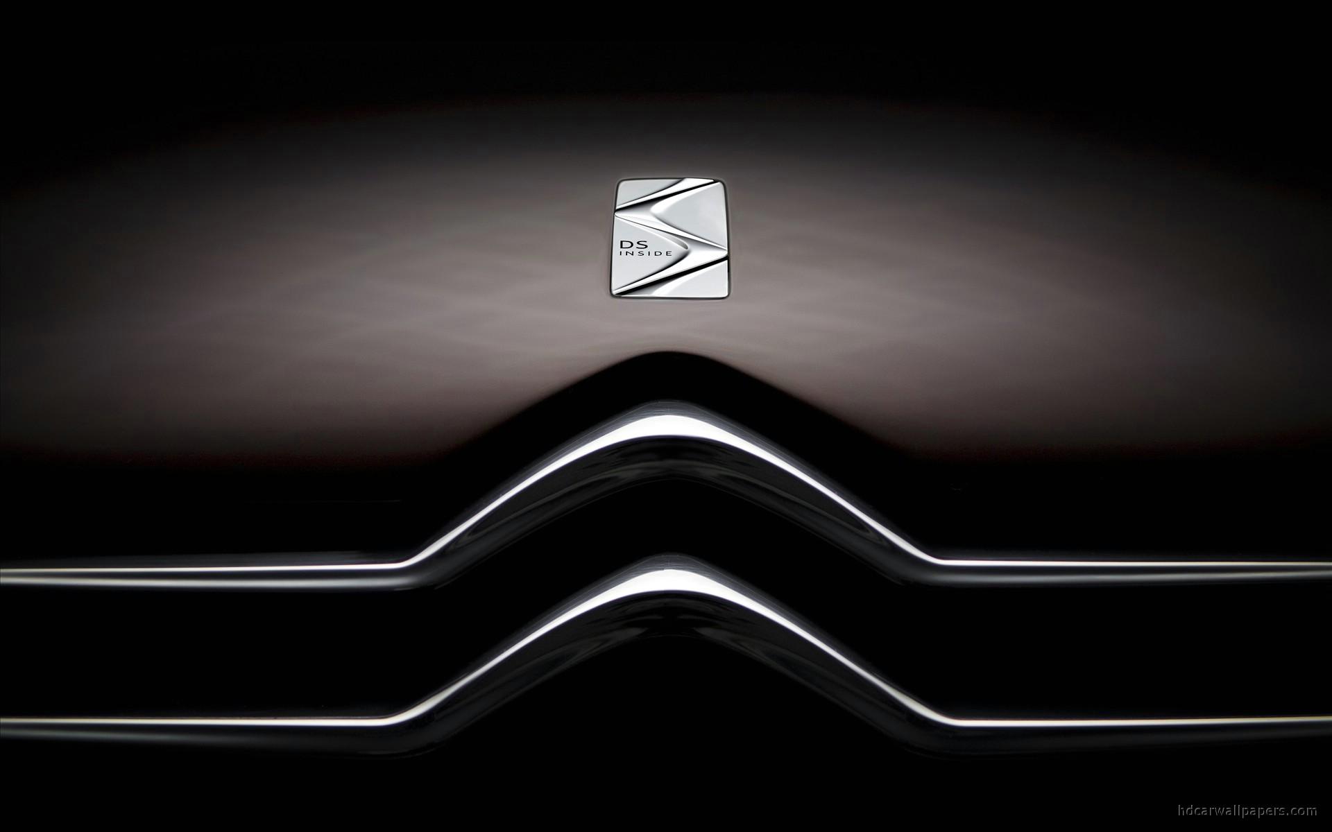 Citroen ds inside logo wallpaper hd car wallpapers id 385 - Car logo wallpapers ...