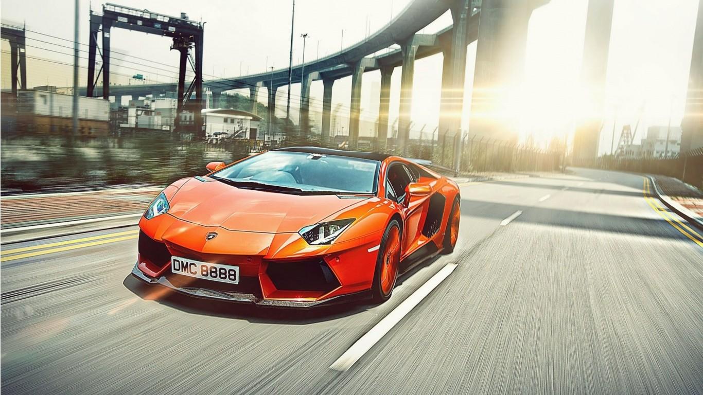 DMC Lamborghini Aventador LP900 Wallpaper | HD Car ...