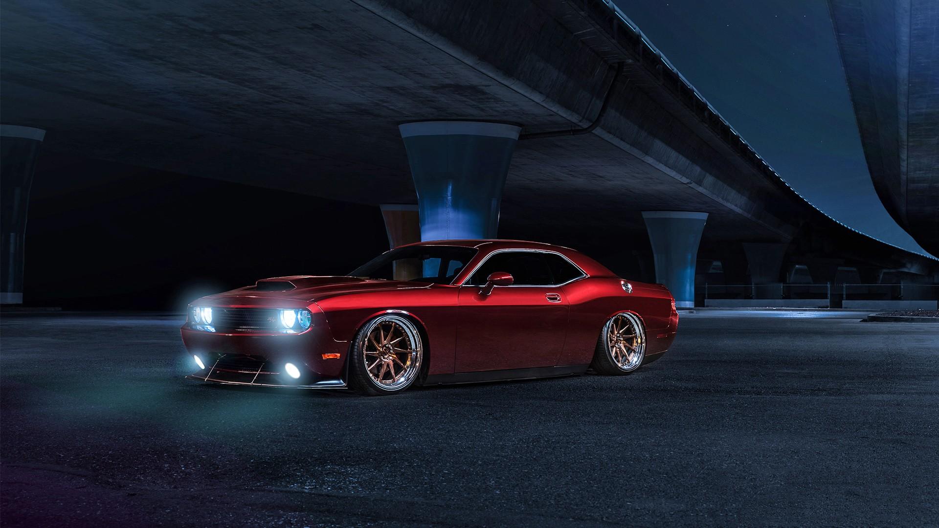 Dodge Charger Accessories >> Dodge Challenger Avant Garde Wallpaper | HD Car Wallpapers ...