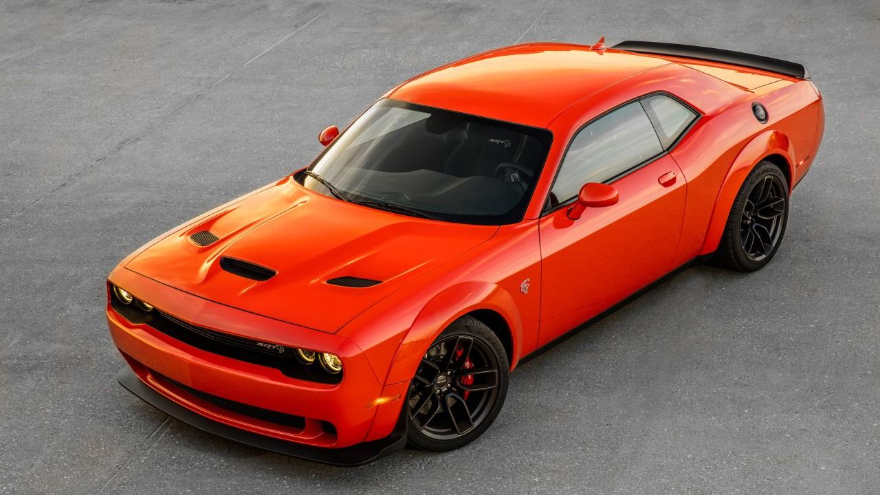 Dodge Challenger Srt Hellcat Widebody 2018 Wallpaper Hd