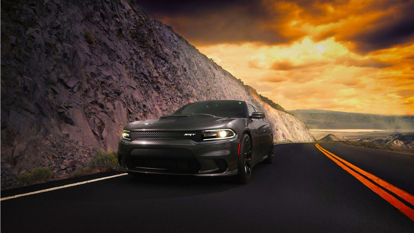 Dodge Charger Srt Hellcat 2015 Wallpaper Hd Car