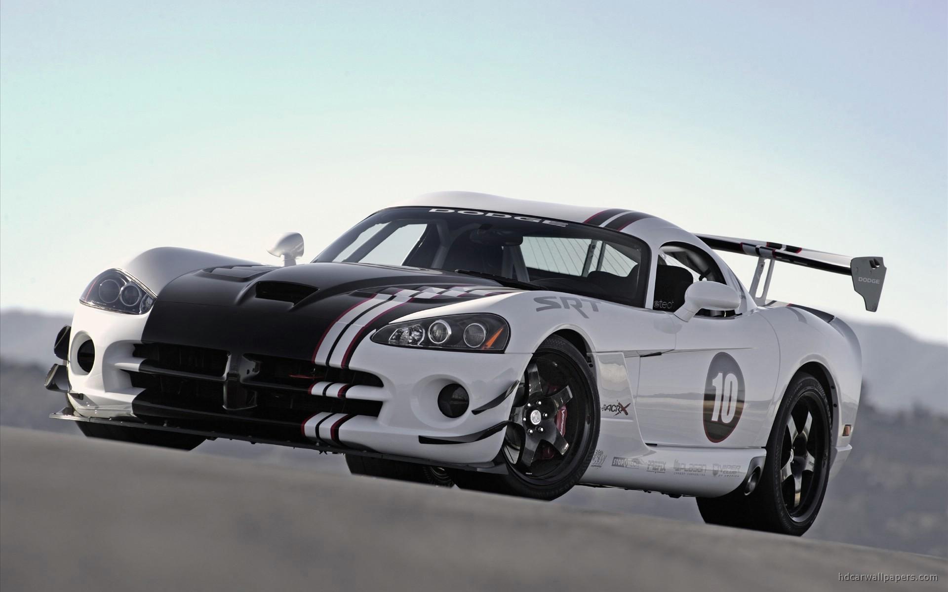 Dodge Viper Srt10 Acr X 2010 4 Wallpaper Hd Car