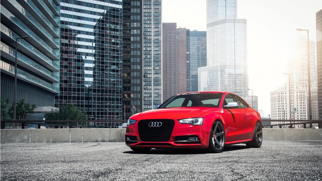 Eurocode Tuning Audi Wallpaper
