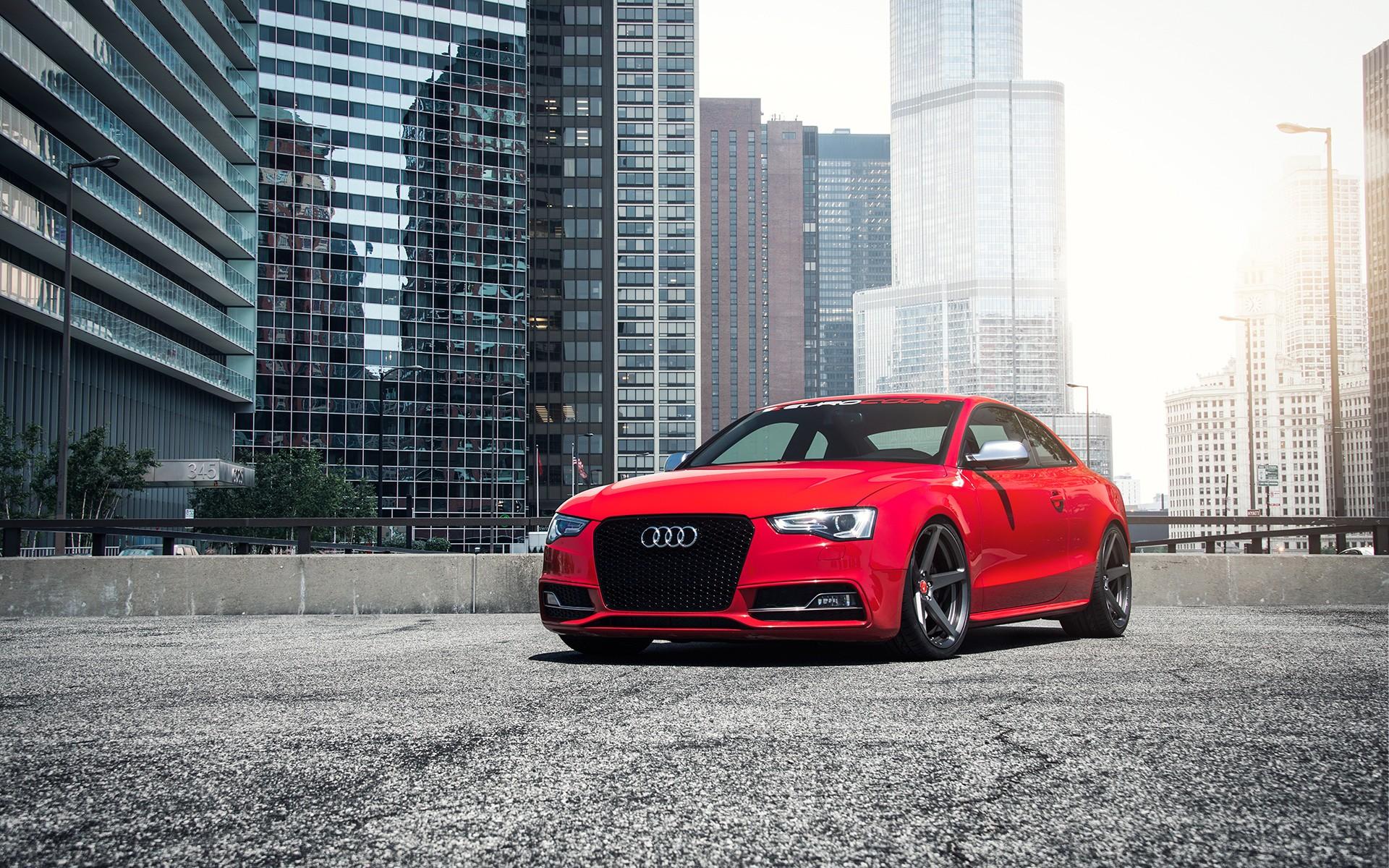 Cars Wallpapers: Eurocode Tuning Audi Wallpaper