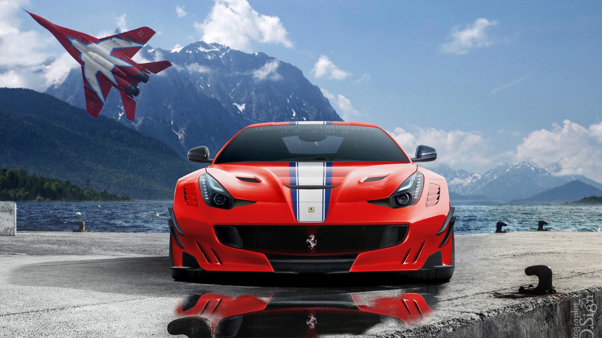 F12 ferrari f12tdf speciale wallpaper hd car wallpapers - Cars hd wallpapers for laptop ...