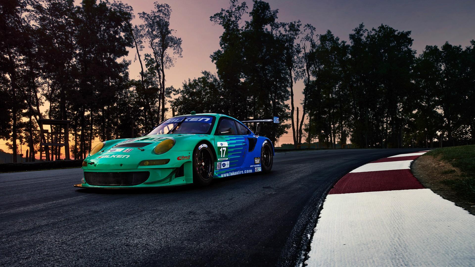 Falken Porsche RSR Wallpaper | HD Car Wallpapers | ID #3221