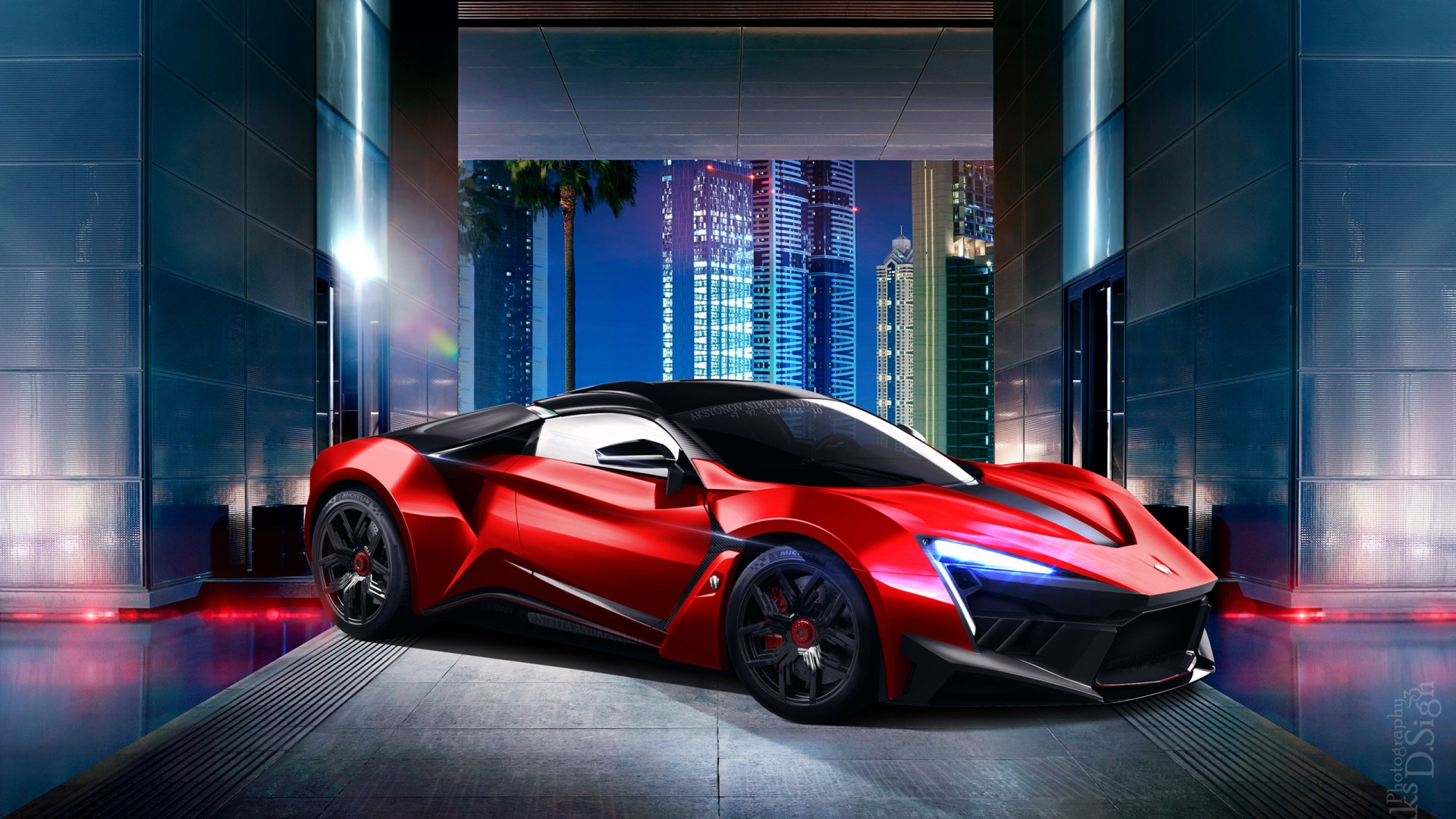 Top Hd Wallpapers Cars Wallpapers Desktop Hd: Fenyr Supersport Spicy Dessert3 Wallpaper