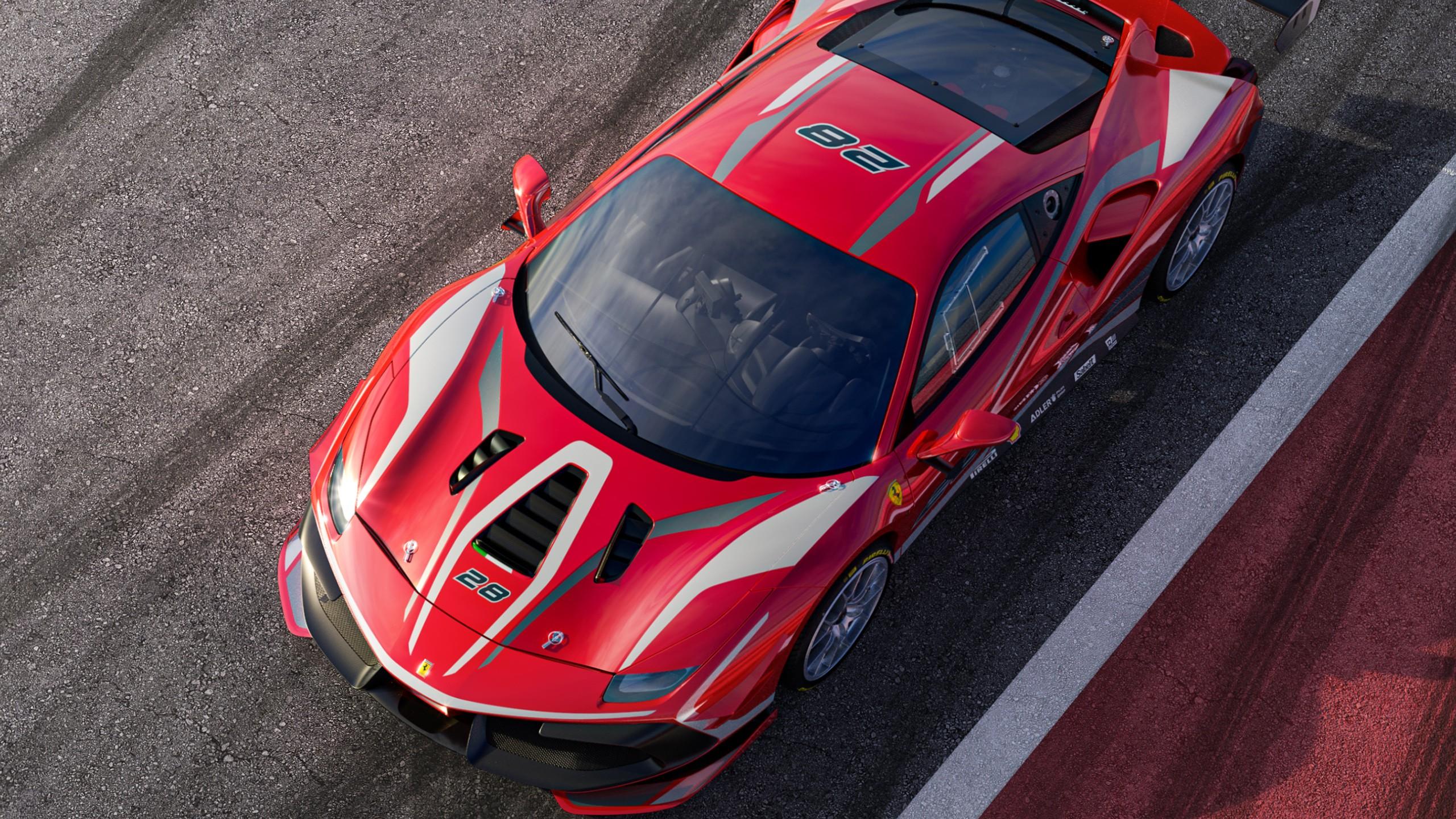 13+ Ferrari Fxxk Evo Wallpaper  PNG