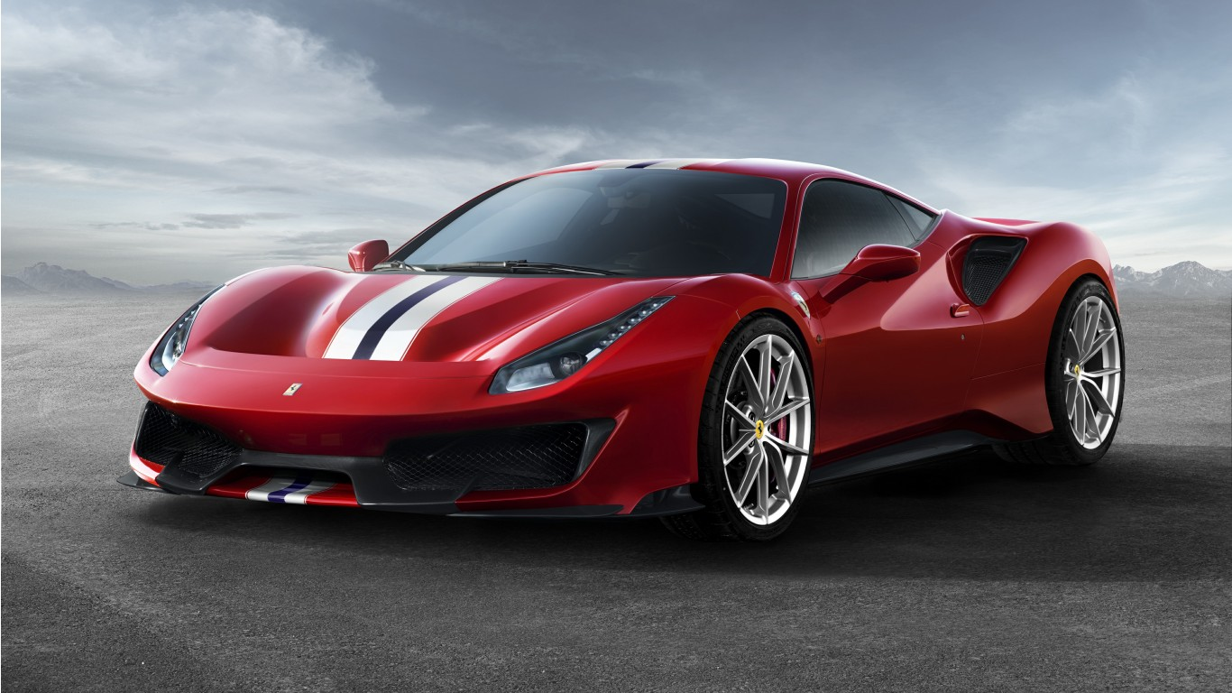 Ferrari 488 Pista 4K 2018 Wallpaper | HD Car Wallpapers ...