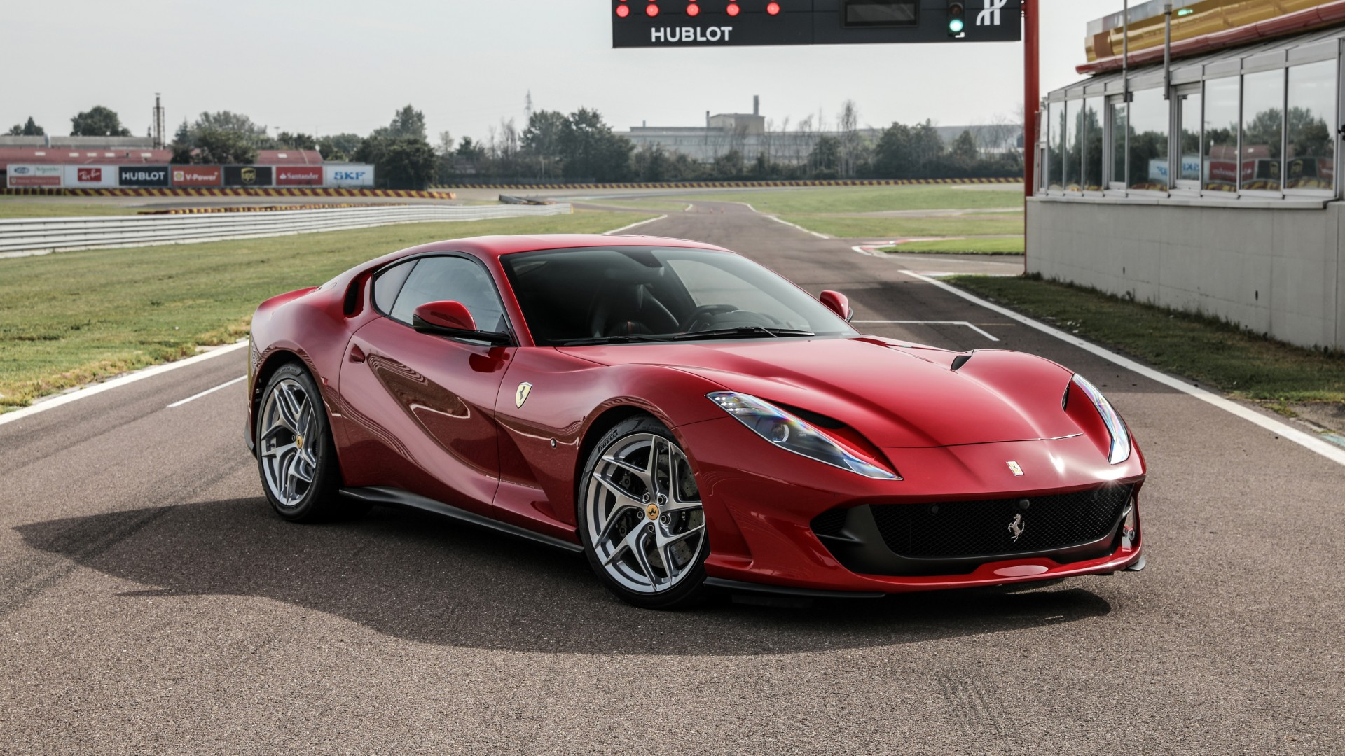 Ferrari 812 Superfast 2017 4K Wallpaper | HD Car ...