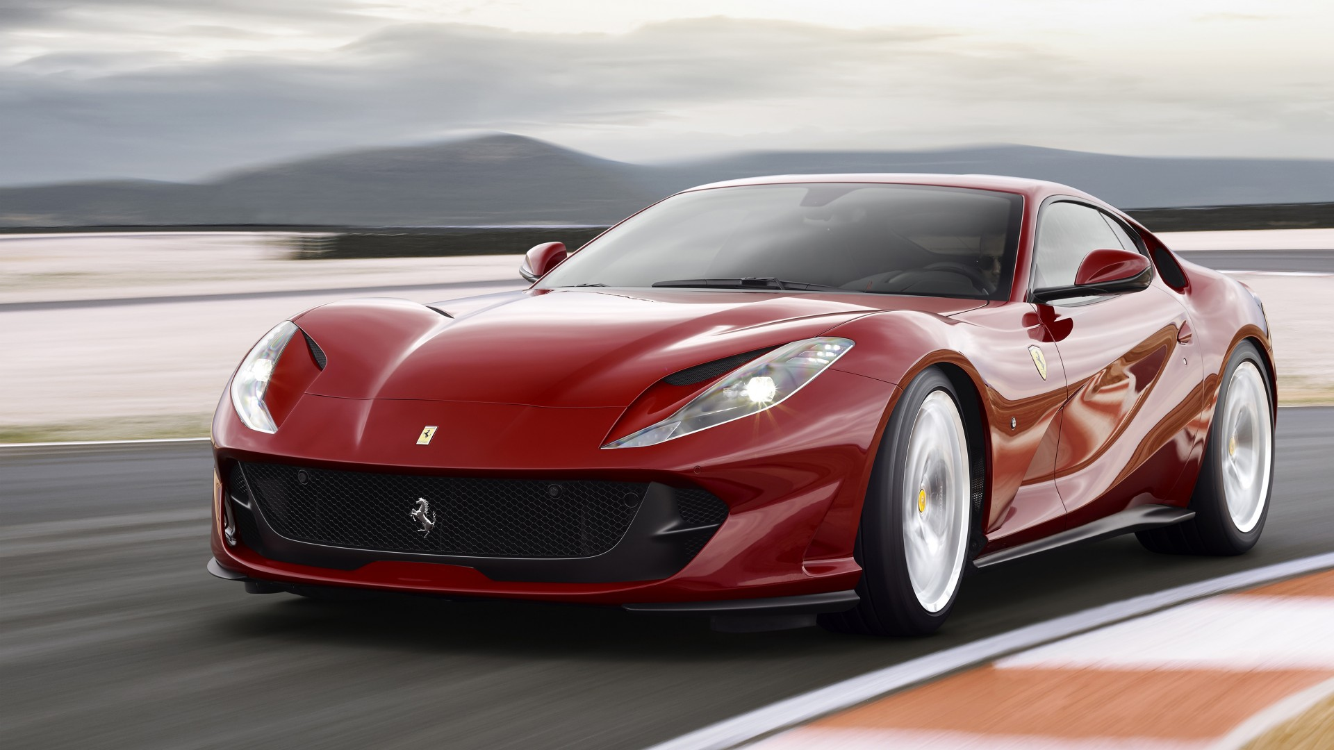 Ferrari 812 Superfast 2018 4K 4 Wallpaper | HD Car ...