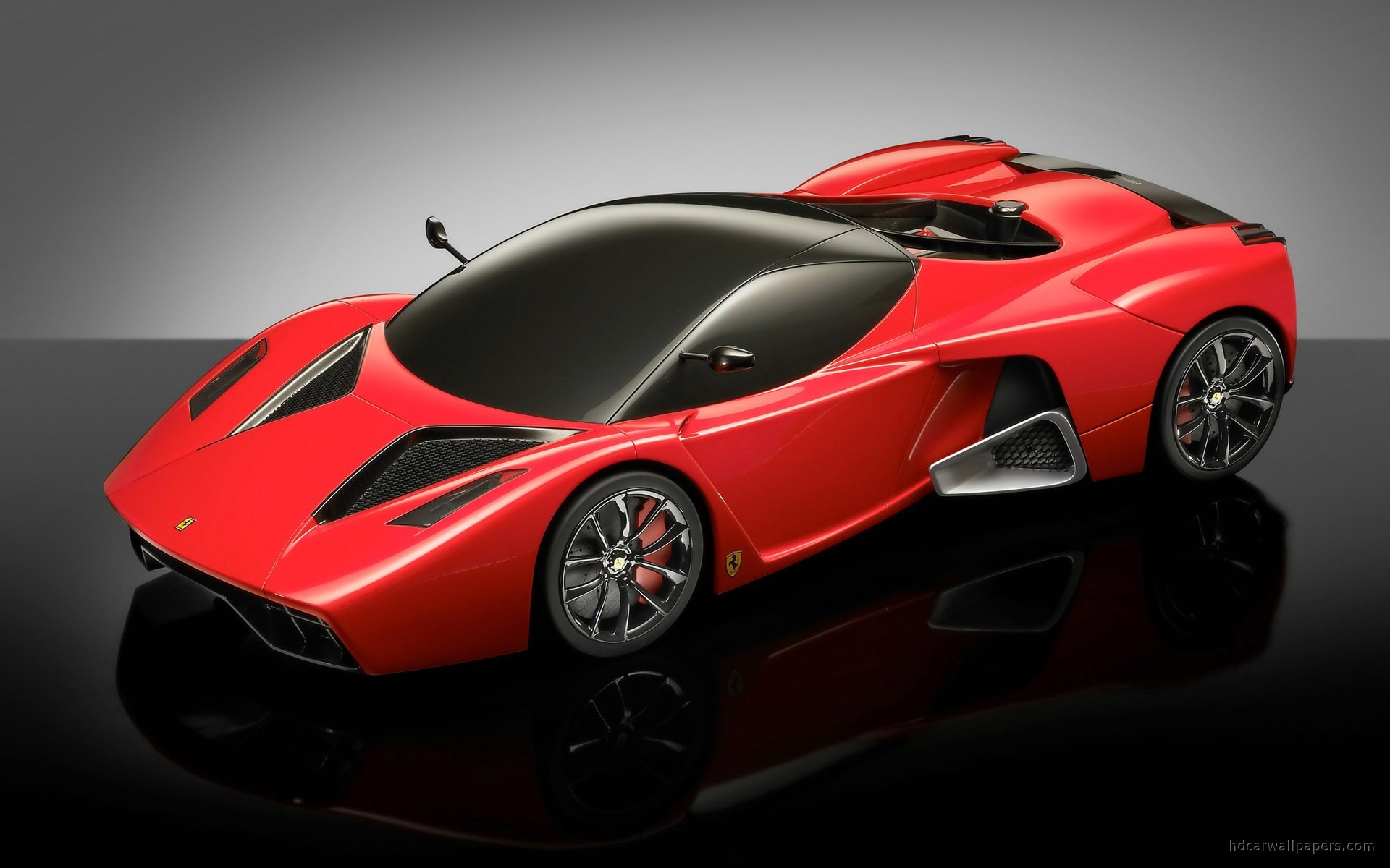Ferrari Concept Wallpaper | HD Car Wallpapers | ID #755