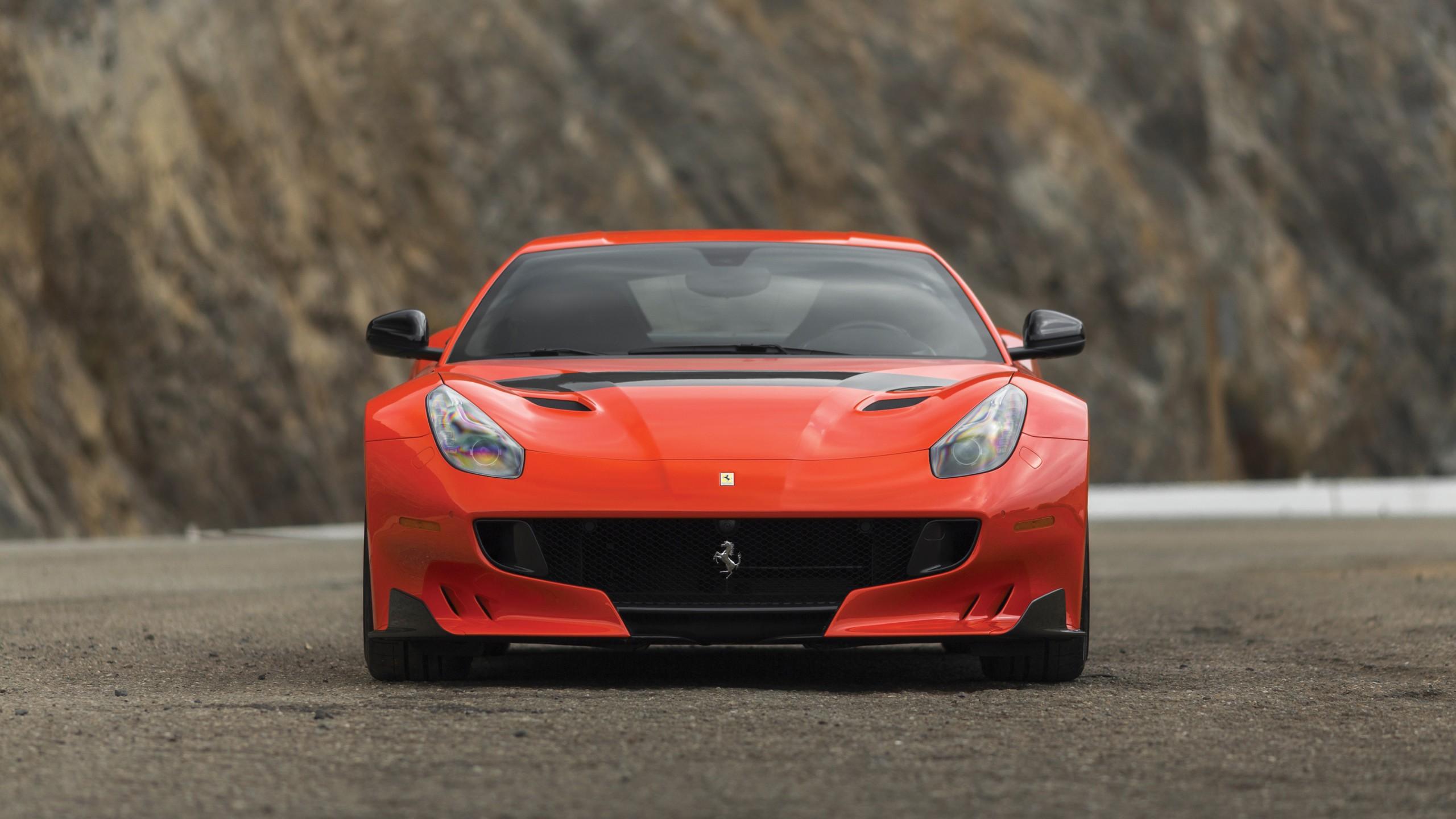 Ferrari Wallpaper 4K Pc