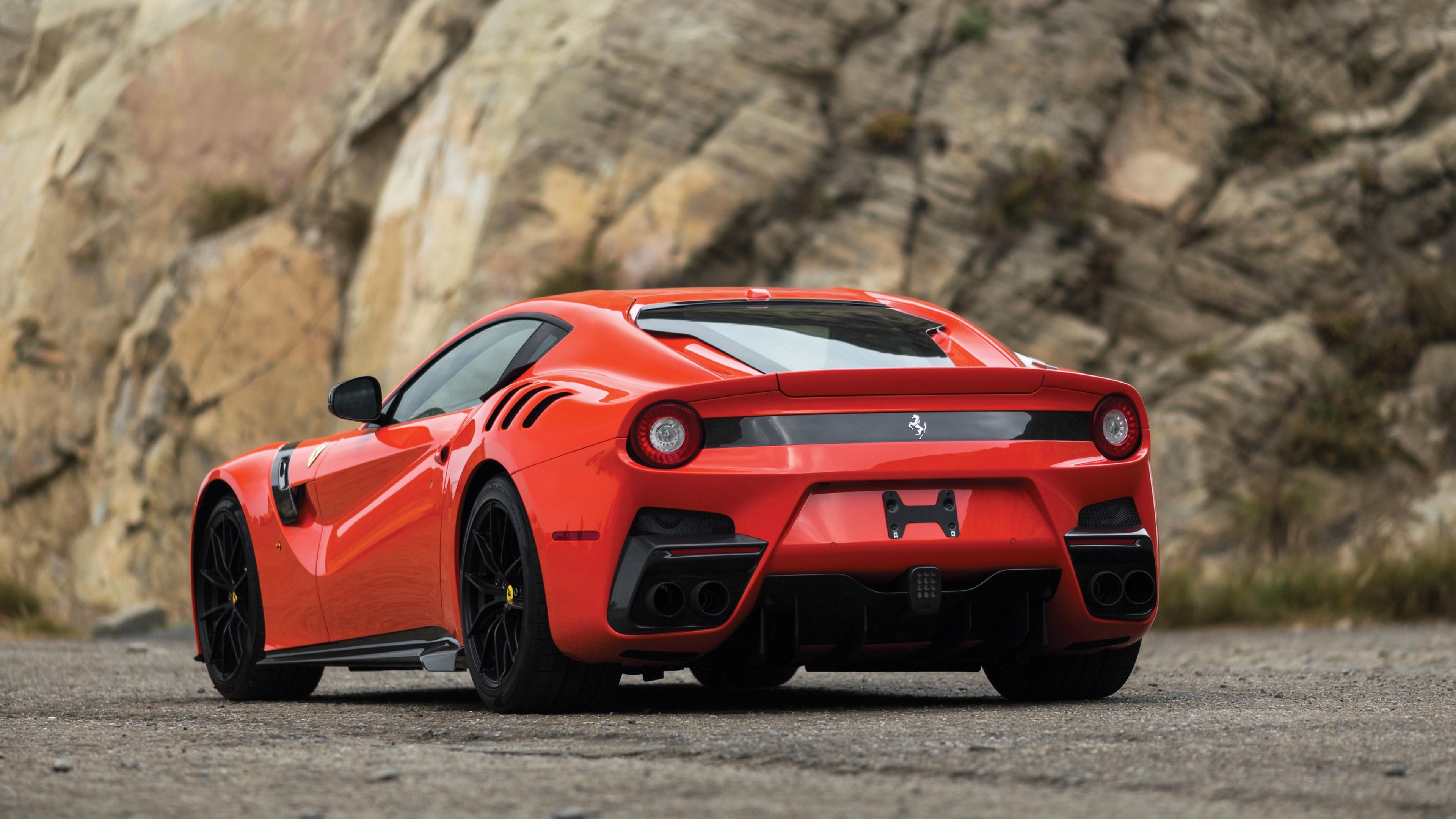 Ferrari F12tdf 2017 4K 2 Wallpaper | HD Car Wallpapers ...