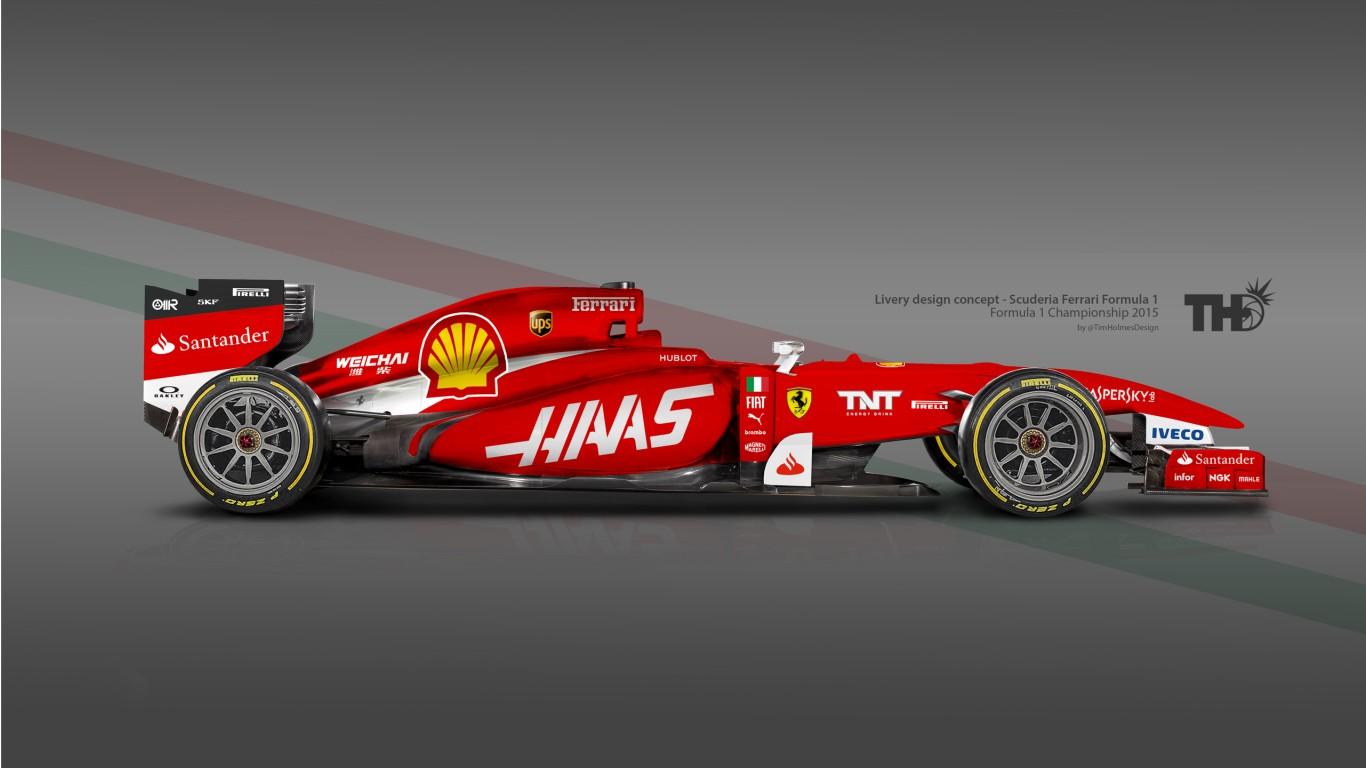 Ferrari Formula...