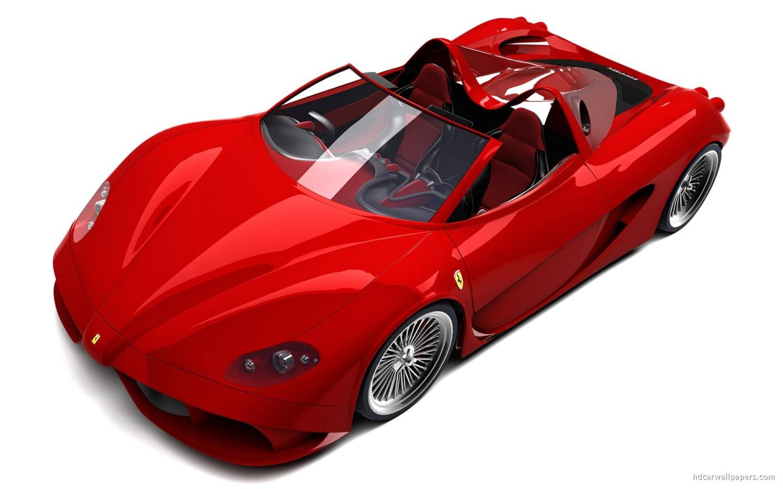 Ferrari Future Concept Wallpaper Hd Car Wallpapers Id 736