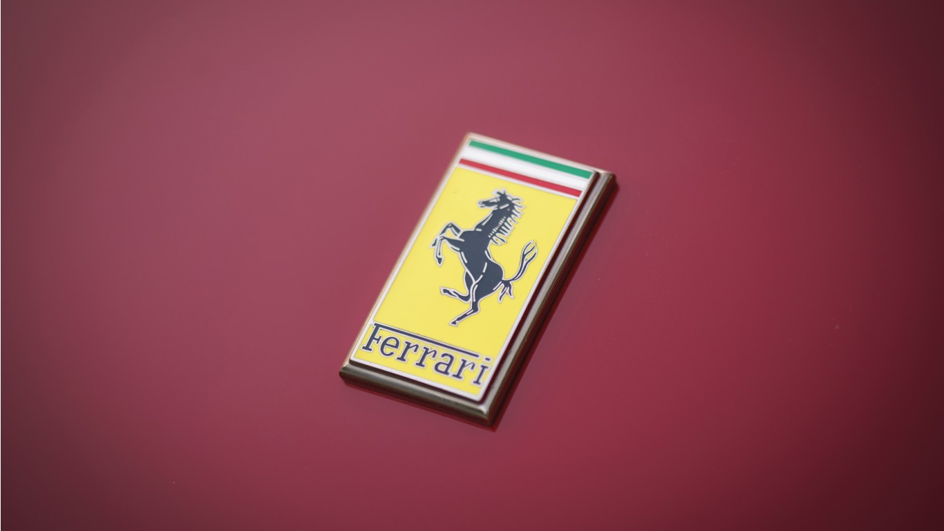 Ferrari Logo 4K Wallpaper | HD Car Wallpapers | ID #8001