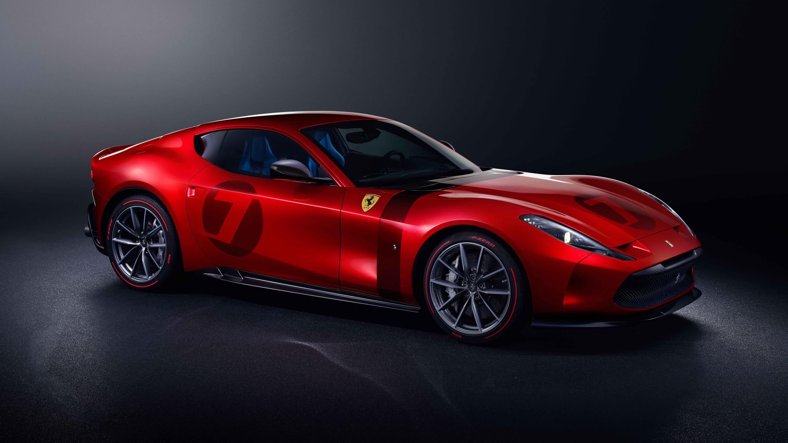 Ferrari Omologata 2020 5K Wallpaper | HD Car Wallpapers ...