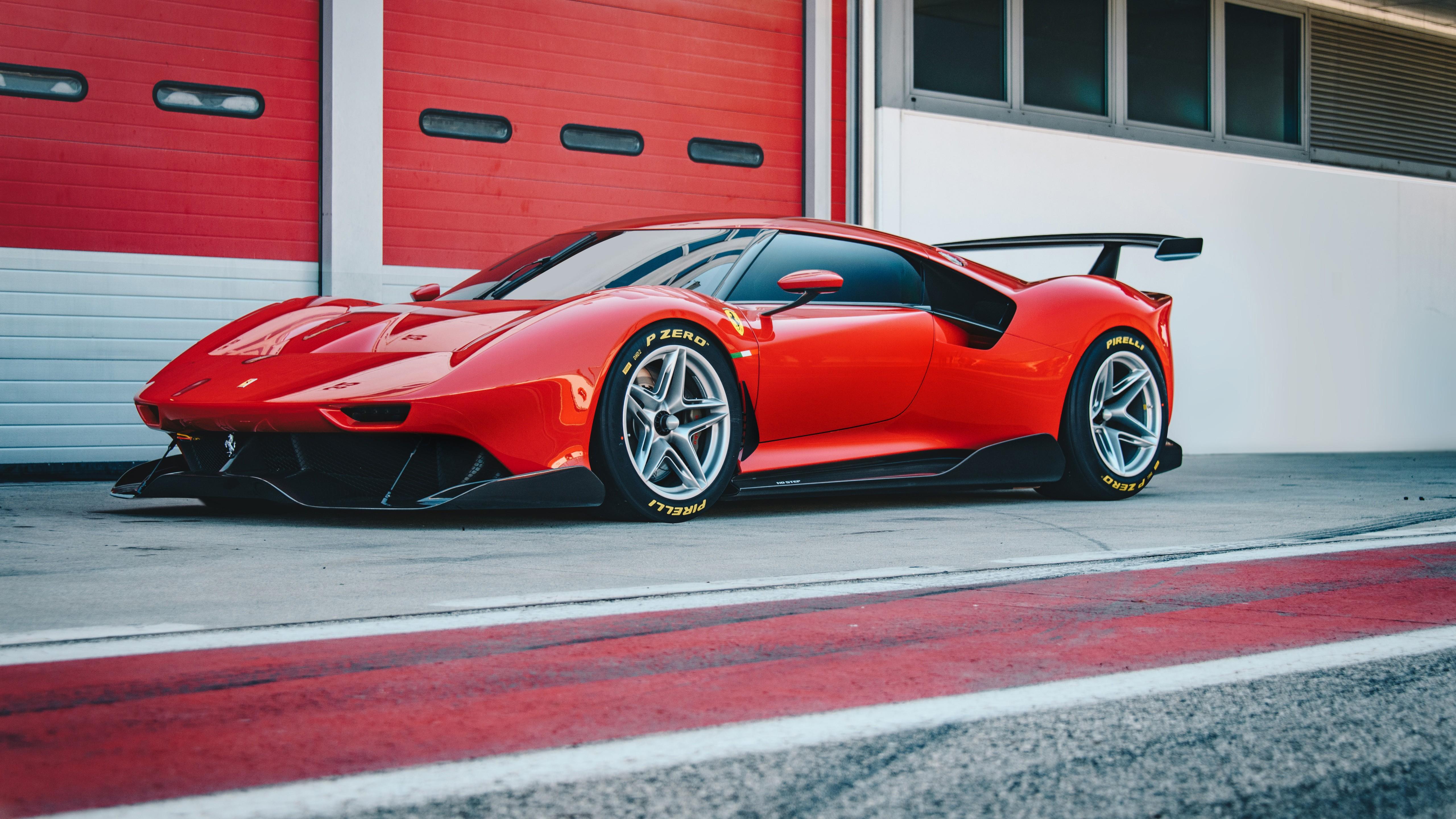 Ferrari P80c 2019 4k 8k Wallpaper Hd Car Wallpapers Id 12316