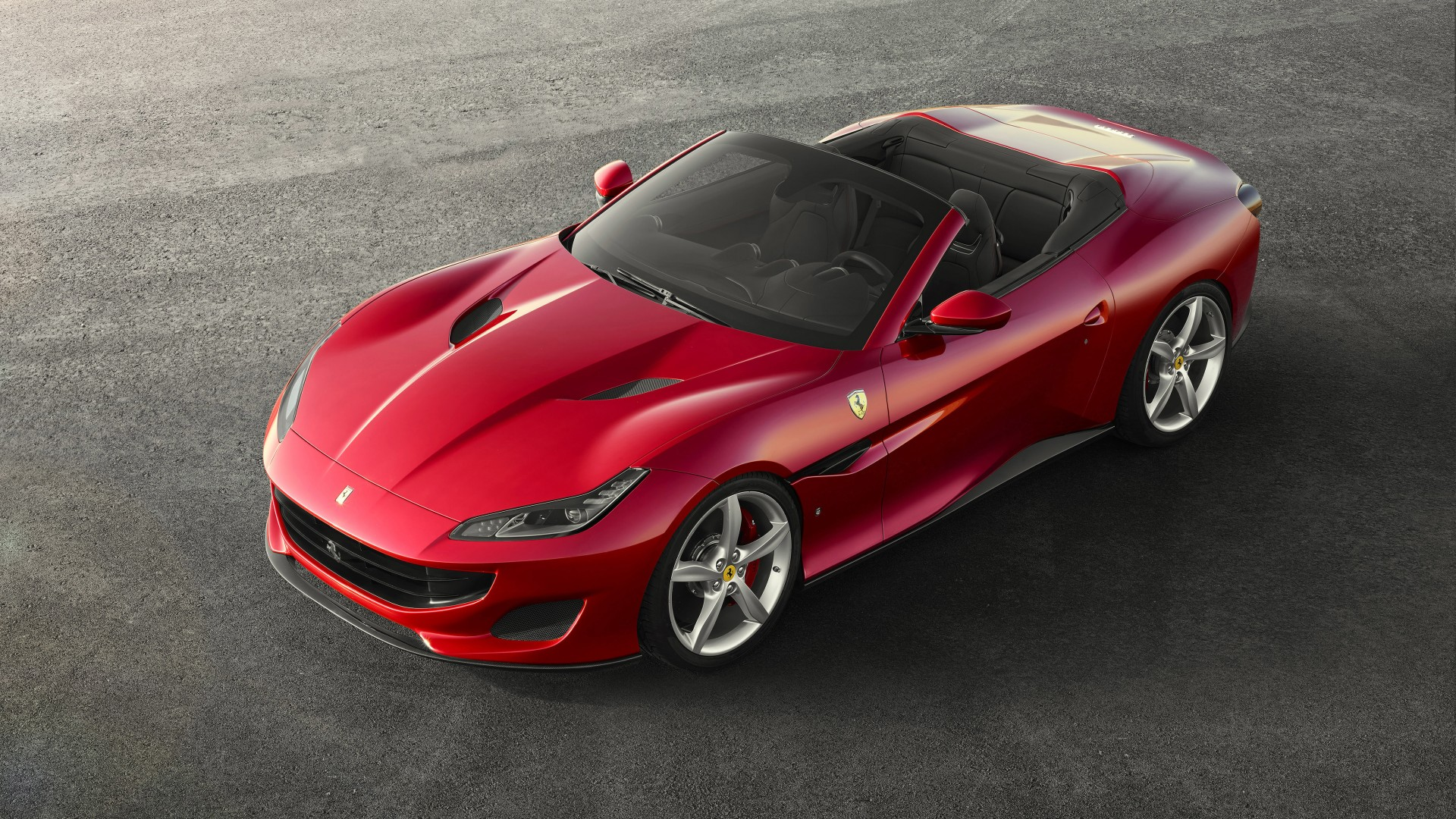 Ferrari Portofino 2018 4k Wallpaper Hd Car Wallpapers