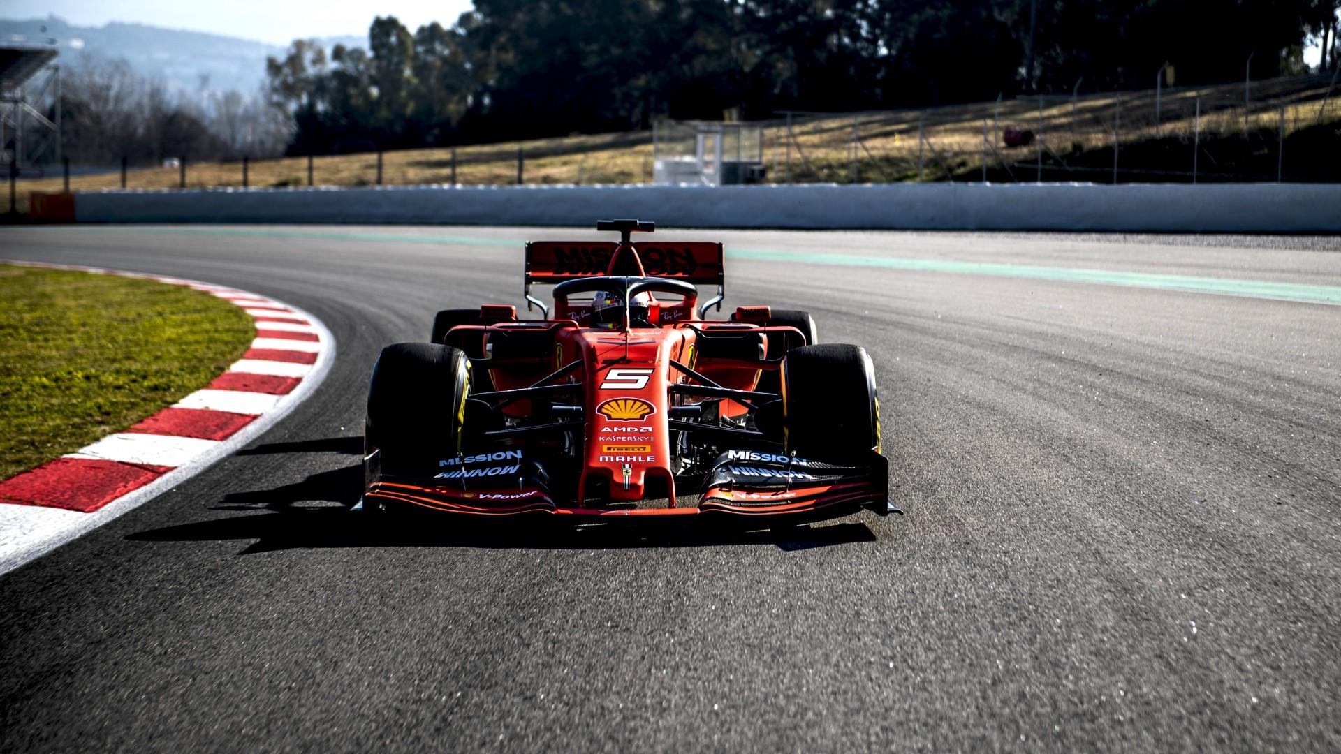 Ferrari Sf90 Formula 1 2019 5k 2 Wallpaper