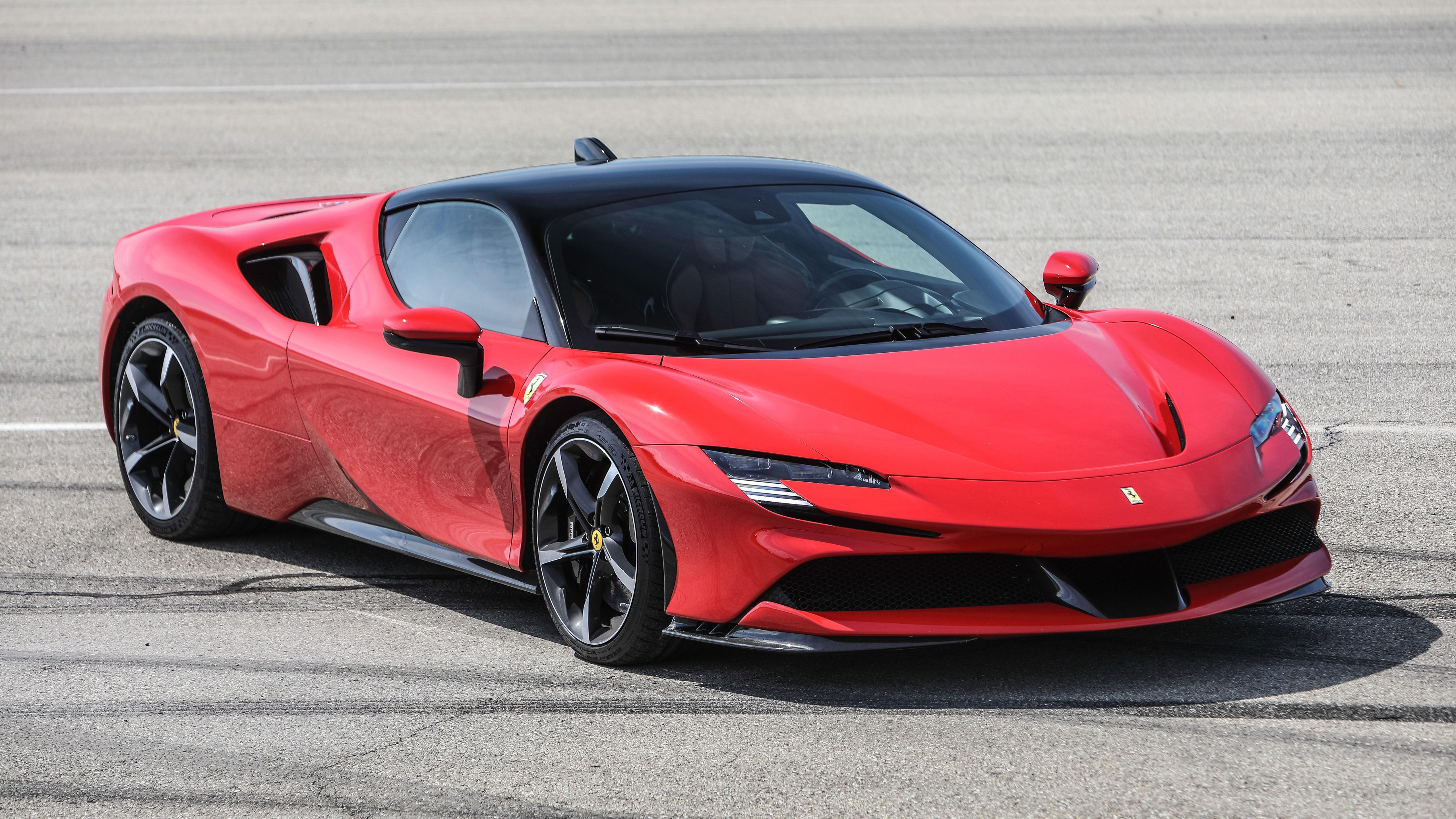 Ferrari SF90 Stradale 2020 5K Wallpaper   HD Car ...