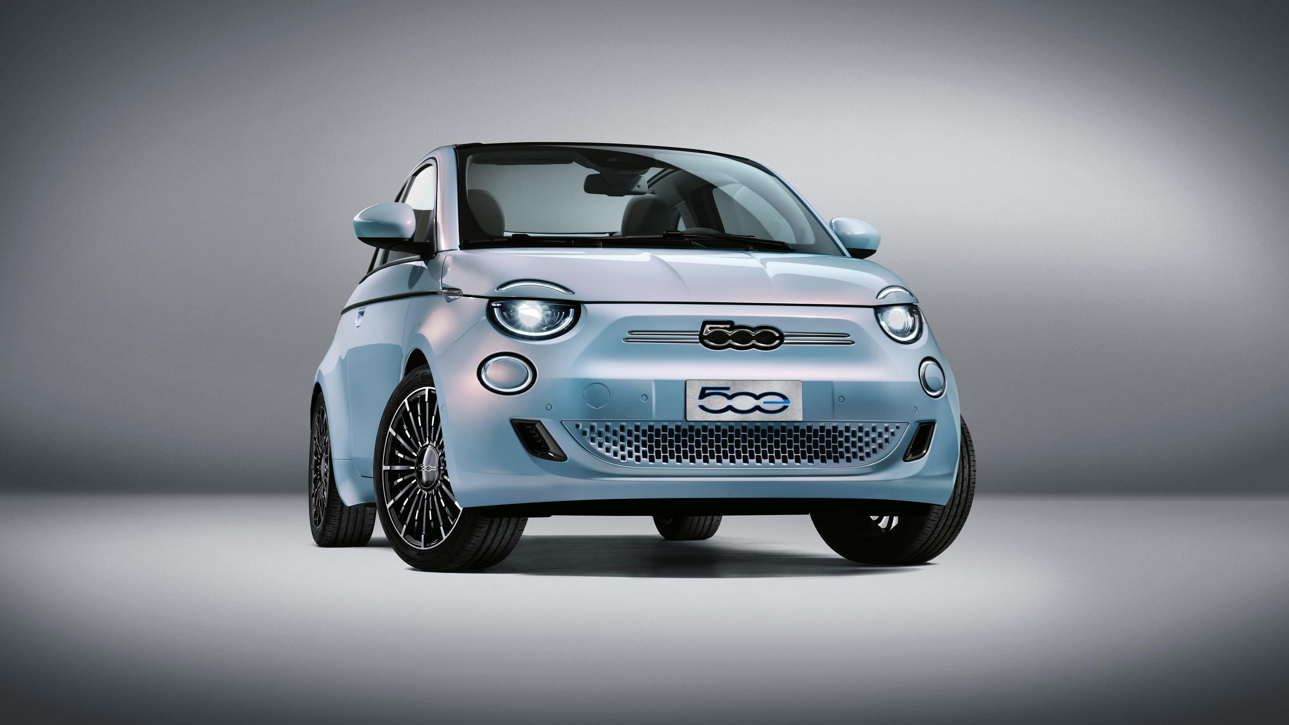 Fiat 500 La Prima France Cabrio 2020 5k Wallpaper Hd Car