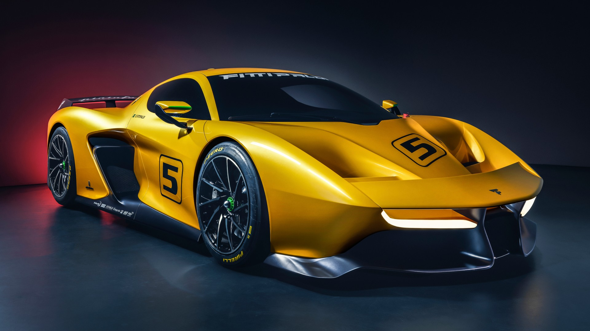 Fittipaldi EF7 Vision Gran Turismo 2017 4K Wallpaper | HD ...