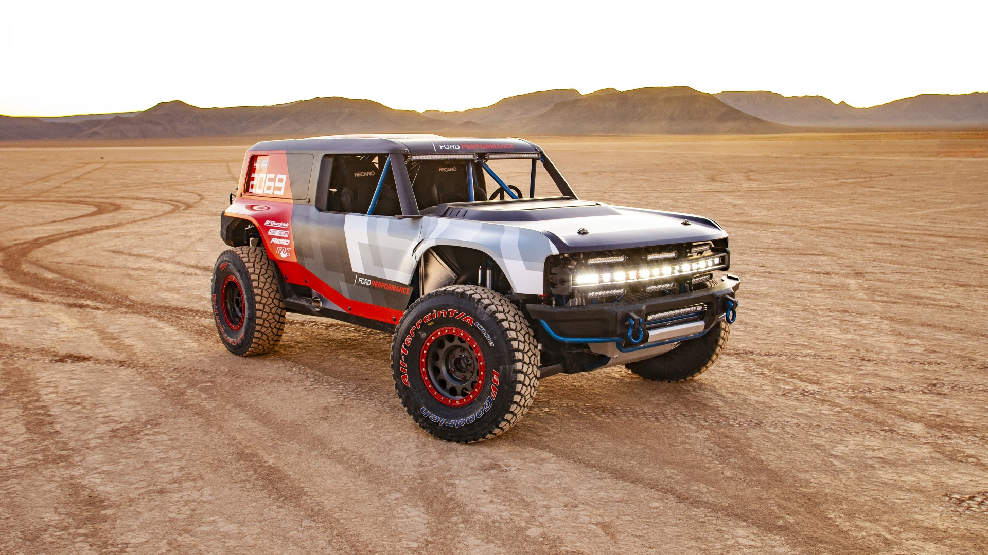 Ford Bronco R Race Prototype 2019 4K Wallpaper | HD Car ...