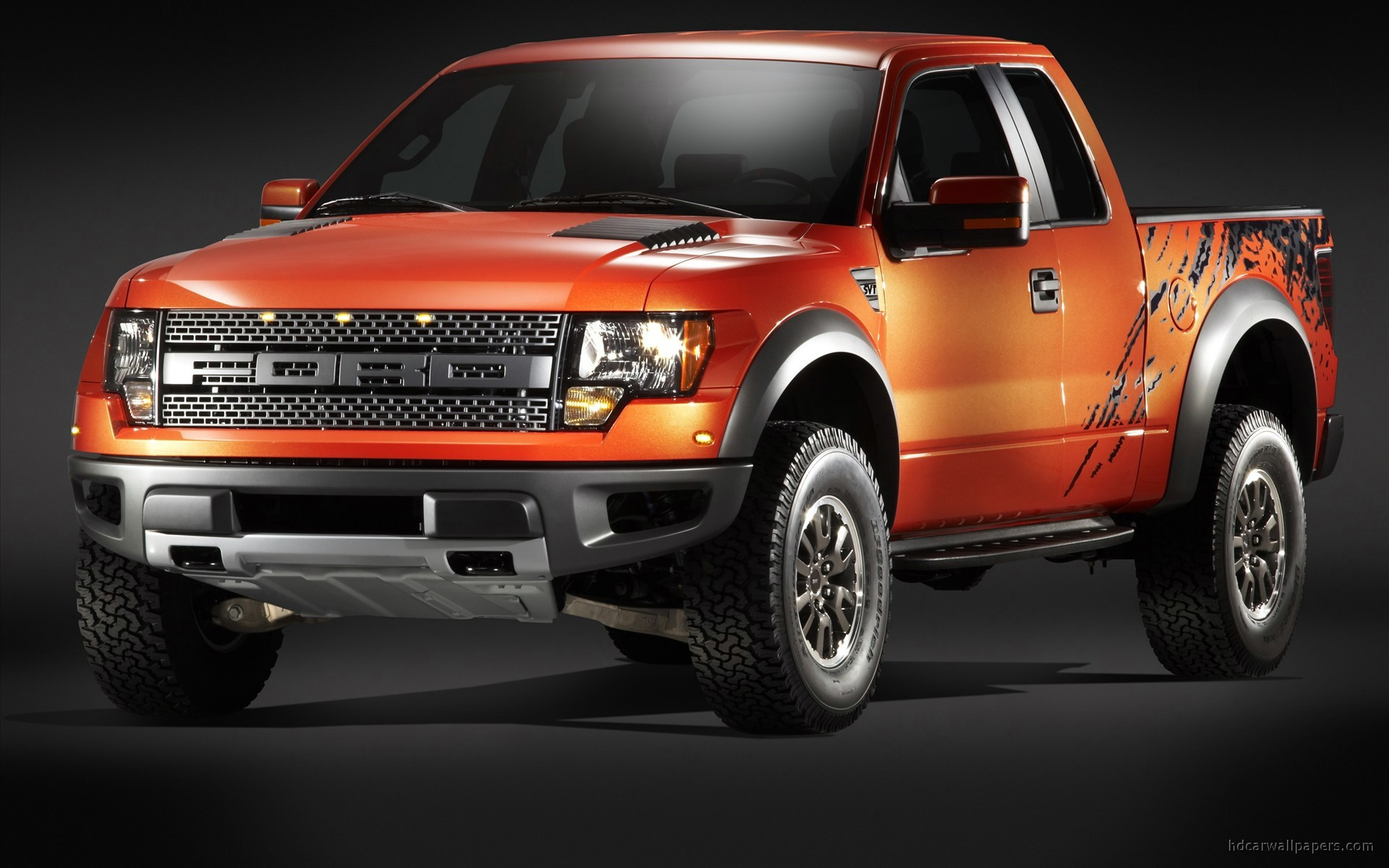 Ford F150 SVT Raptor Wallpaper | HD Car Wallpapers | ID #712