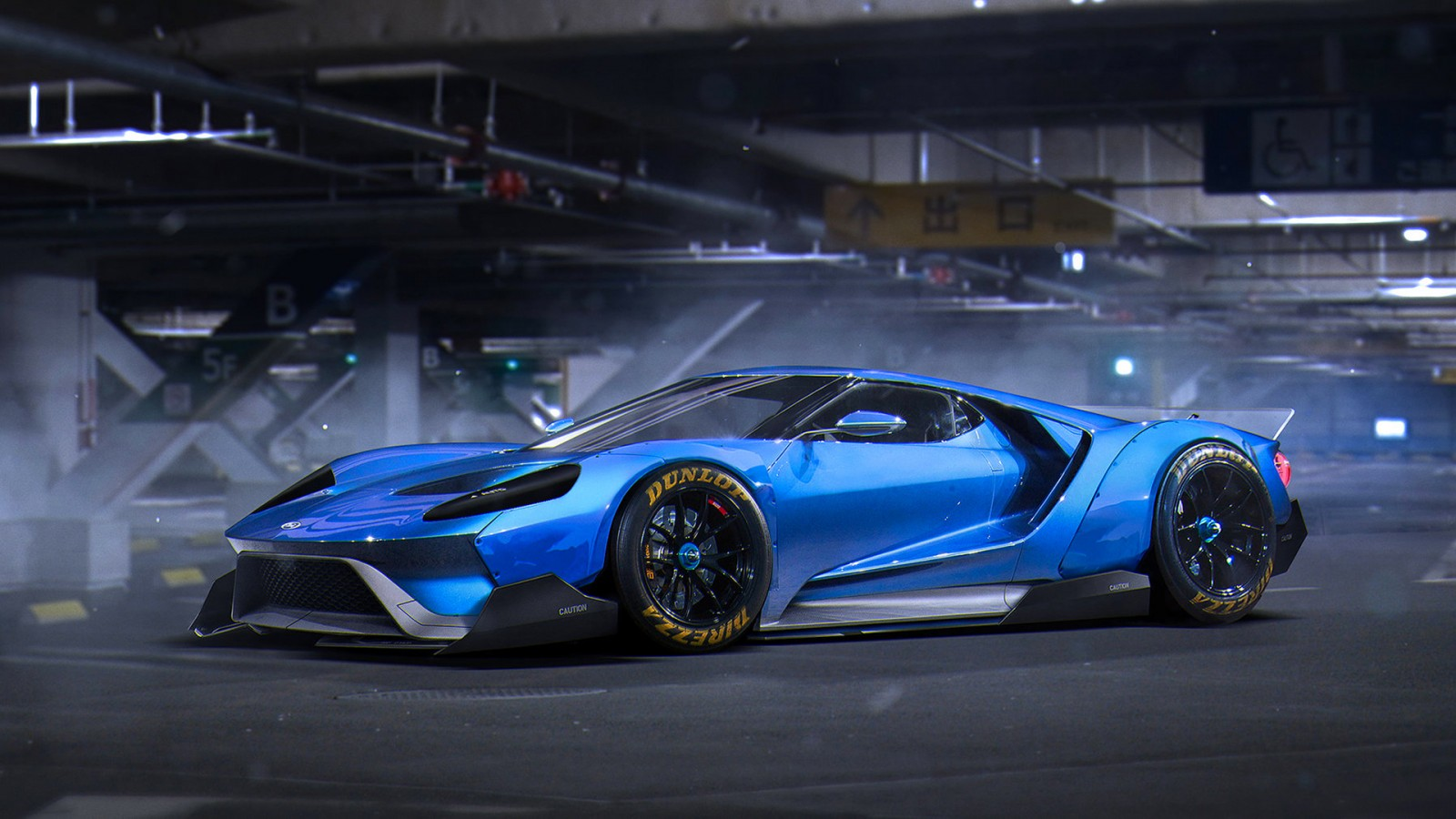 Subaru Wrx Custom >> Ford GT 2015 Wallpaper | HD Car Wallpapers | ID #5458