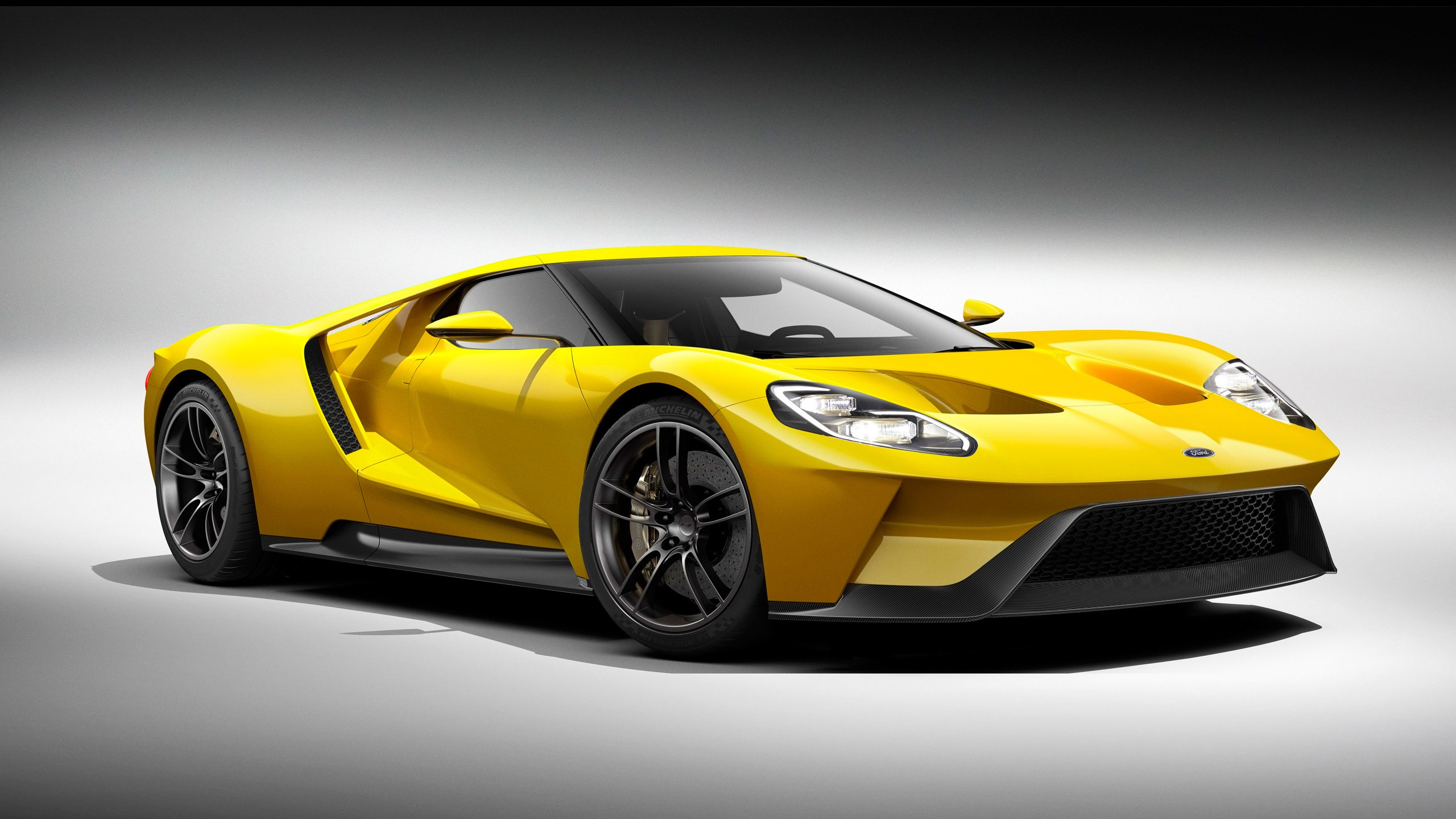 Ford Gt Supercars American Cars 2017 4k Uhd Widescreen: Ford GT 2016 Wallpaper