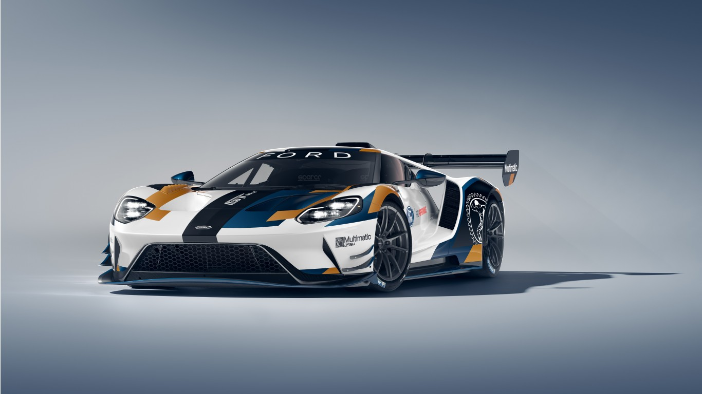 Ford Gt Mk Ii 2019 4k Wallpaper Hd Car Wallpapers Id