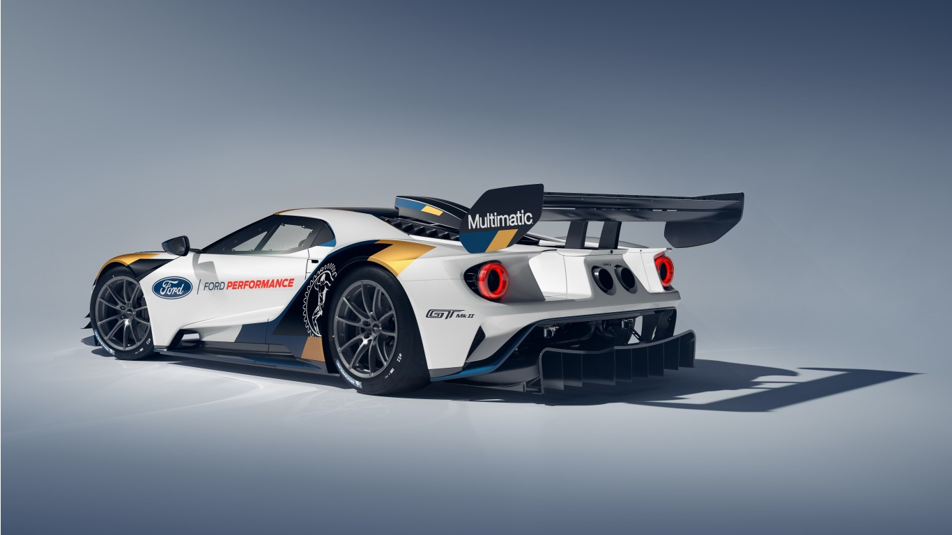 Ford GT MK II 2019 4K 2 Wallpaper | HD Car Wallpapers | ID ...