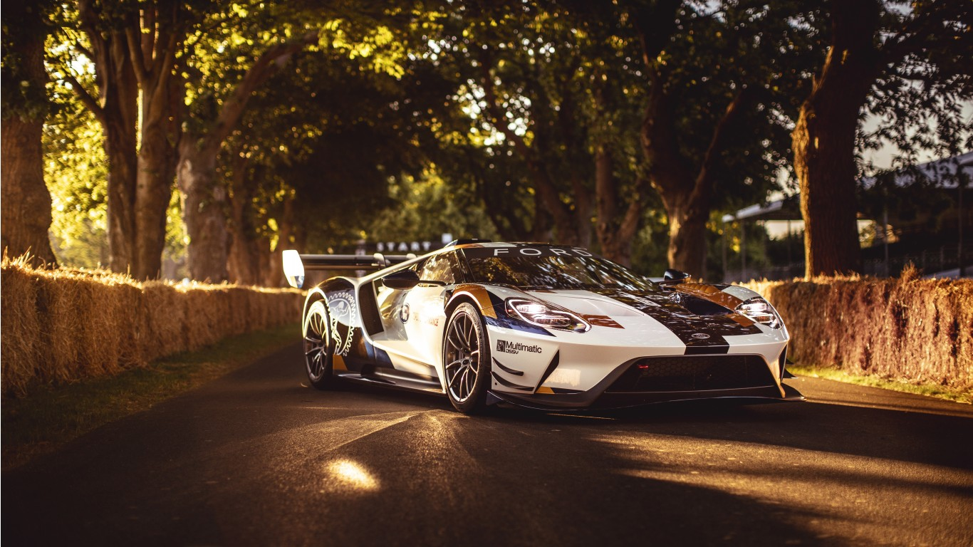 Ford Gt Mk Ii 2019 5k 2 Wallpaper Hd Car Wallpapers Id