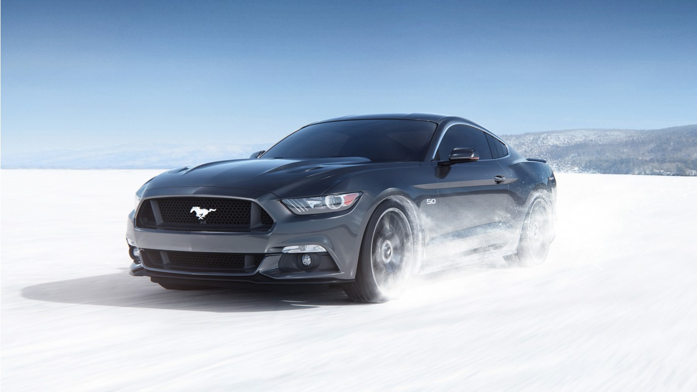 Ford Mustang 2018 4K Wallpaper | HD Car Wallpapers | ID #9089