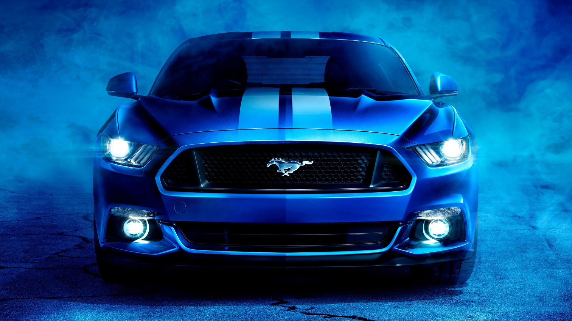 Ford Mustang 4K Wallpaper | HD Car Wallpapers | ID #11175