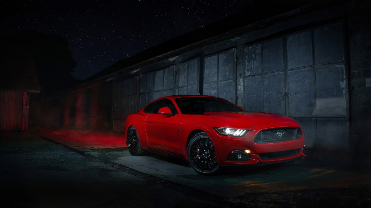 Ford Mustang 4K Wallpaper | HD Car Wallpapers | ID #12359
