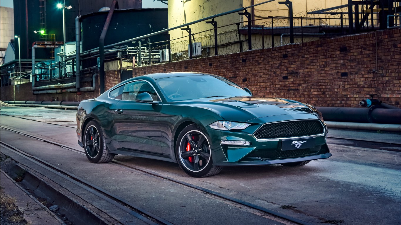 Ford Mustang Bullitt 2019 4k Wallpaper Hd Car Wallpapers
