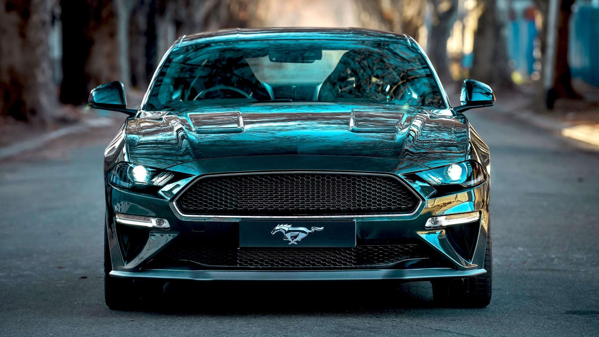 2019 Ford Raptor >> Ford Mustang Bullitt 2019 4K 3 Wallpaper   HD Car Wallpapers   ID #12962